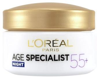 L´Oreal Paris Age Specialist 55+ Night Cream 50ml
