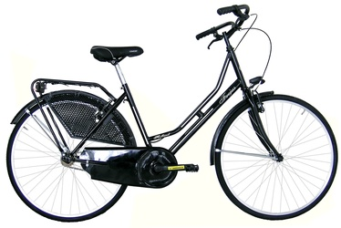 Frejus Olanda Retro City Bike Lady 26'' Black
