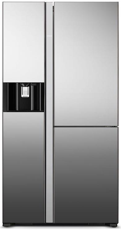Šaldytuvas Hitachi R-M700VAGRU9X