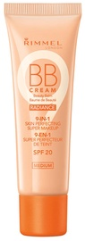 Rimmel London BB Cream 9in1 SPF20 30ml Medium