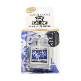 Yankee Candle Car Jar Ultimate Midnight Jasmine 30g