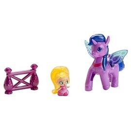 Žaislinė figūrėlė Fisher Price Nickelodeon Teenie Genies Leah And Zahracorn FPV98