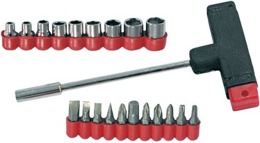 Beast Screwdriver T-Type + Bits 21pcs