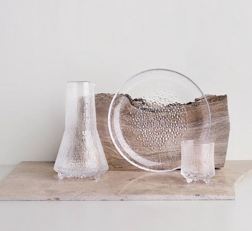 Iittala Ultima Thule Bowl 37cm Transparent