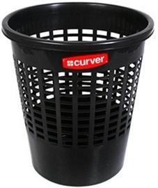 Curver Basic Waste Bin Black