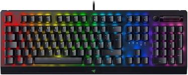 Žaidimų klaviatūra Razer BlackWidow V3 Razer Green EN