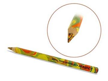 Pieštukas su įvairiaspalve šerdele Koh-i-Noor