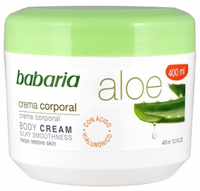 Babaria Aloe Vera Body Cream 400ml