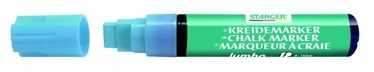 Stanger Chalk Marker 8-15mm 4pcs Blue 620070