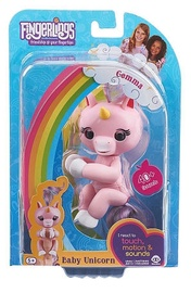 Fingerlings Baby Unicorn Gemma Pink 3707