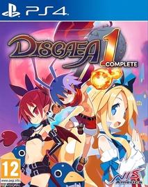 Игра для PlayStation 4 (PS4) Disgaea 1 Complete PS4