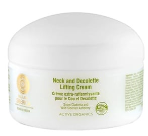 Natura Siberica Neck and Decollete Lifting Cream 120ml