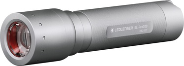 Ledlenser Flashlight LED Silver