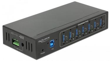 DeLOCK 7-Port External Industrial Hub USB 3.0