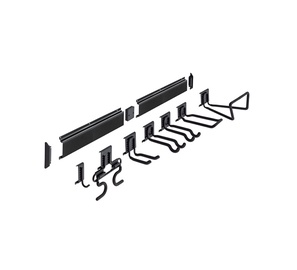 Kablių rinkinys Goliat SGK1, 10 dalių, 600 x 200 x 100 mm