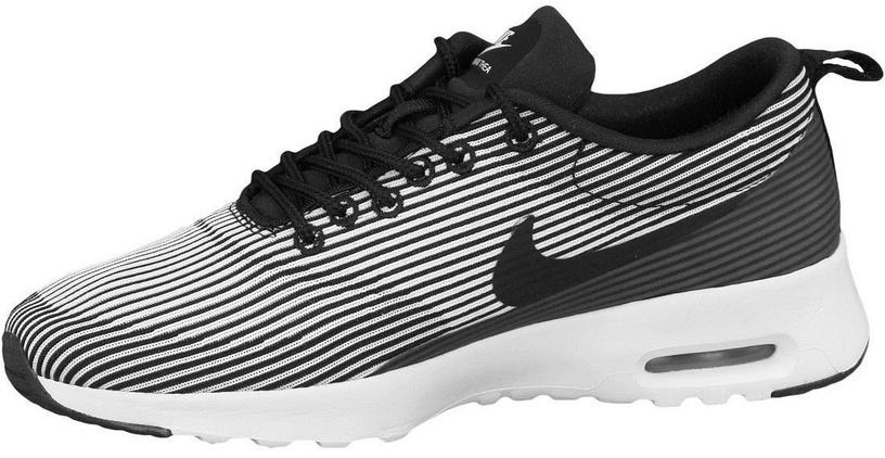 Nike Sneakers Air Max Thea Jacquard 718646-003 Black 39