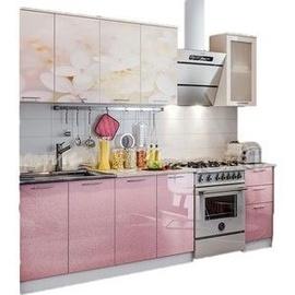 MN Cherry Blossom Kitchen Unit 2m