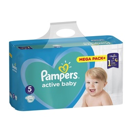 SAUSKELNĖS ACTIVE BABY S5 110PC MB
