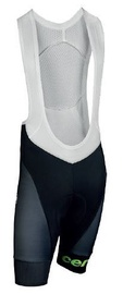 Cervelo Bib Shorts Black/White XXL