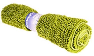 Vannas istabas paklājs Ridder Soft 7052325 Green, 850x550 mm