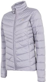 4F Womens Jacket H4Z20-KUDP003-27M Grey L