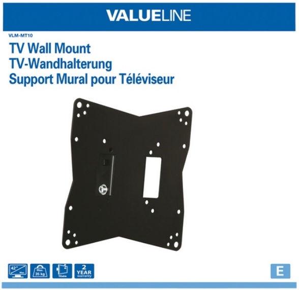 ValueLine VLM-MT10 Universal Wall Mount 26-42''