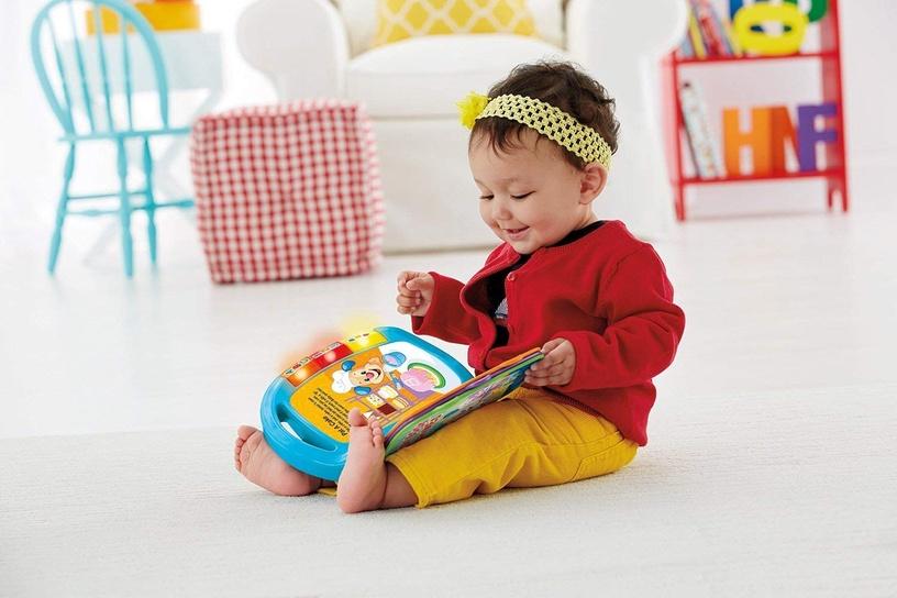Žaislas muzikinė knygelė Fisher Price