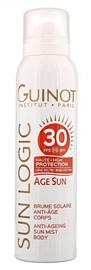 Sprejs saules aizsardzībai Guinot Sun Logic SPF30, 150 ml
