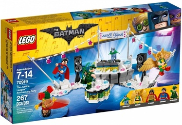 LEGO Batman The Justice League Anniversary Party 70919
