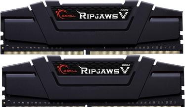 Operatīvā atmiņa (RAM) G.SKILL RipJawsV Series Black F4-4000C18D-64GVK DDR4 64 GB