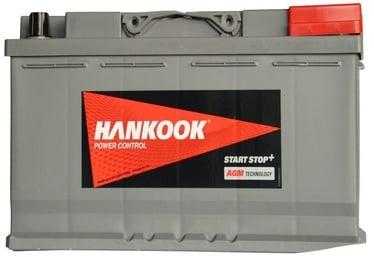 Аккумулятор Hankook Power Control Start Stop+, 12 В, 80 Ач, 800 а