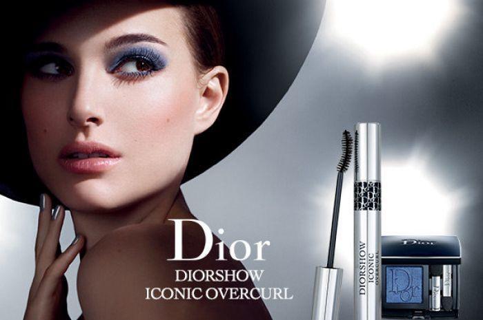 Christian Dior Diorshow Iconic Overcurl Mascara 10ml Over Black