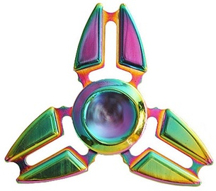 Blun Chameleon Color Hand Spinner In Metal Gift Box 3-Arms