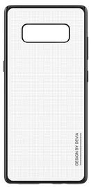 Devia Glitter Soft Back Case For Samsung Galaxy Note 8 Transparent/Black