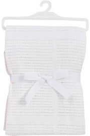 BabyDan Blanket White