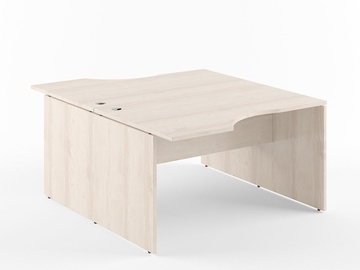 Skyland Xten X2CET 169.3 Double Desk 160x180cm Tiara Beech