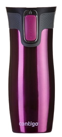 Contigo West Loop Autoseal Mug 470ml Raspberry