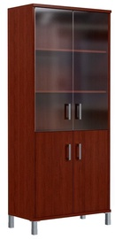 Skyland Born Office Cabinet B 430.5 90х45х205.4 Burgundy