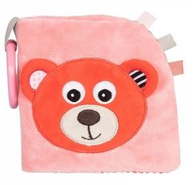 Canpol Babies Plush Education Book Bear Coral