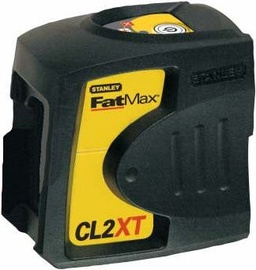 Stanley CL2XT Cross-Line Laser Level with Receiver