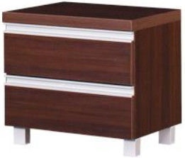 Bodzio Nightstand AG42 Walnut