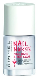 Rimmel London Nail Nurse Nail Base & Top Coat 5in1 12ml
