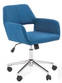 Bērnu krēsls Halmar Morel Blue