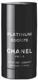 Chanel Egoiste Platinum 75ml Deostick