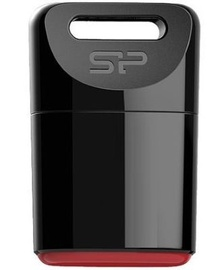 Silicon Power 16GB Touch T06 USB 2.0 Black