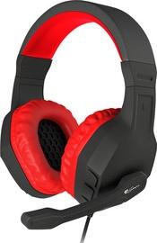 Žaidimų ausinės Genesis Argon 200 Red