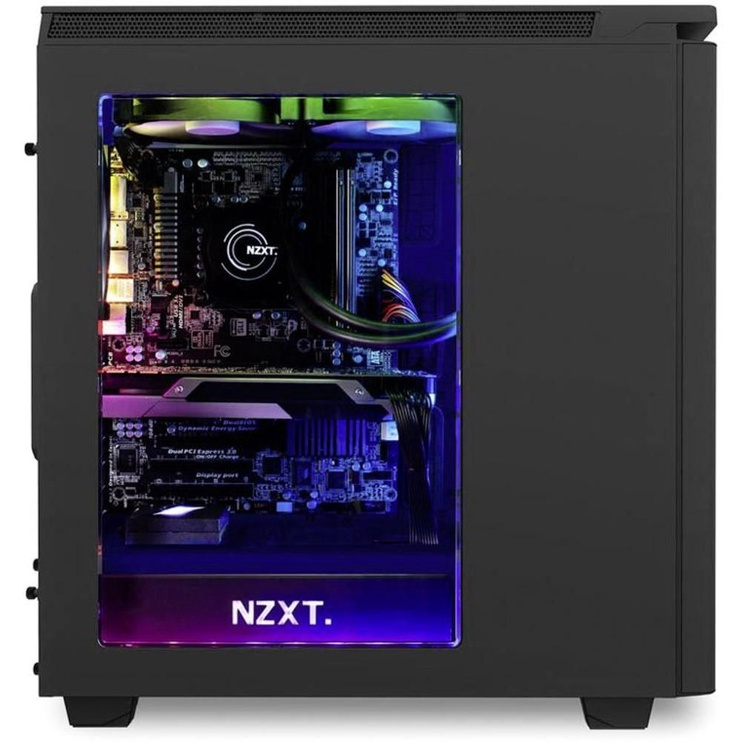 NZXT HUE+ RGB LED Controller White