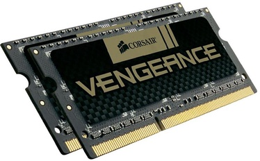 Corsair Vengeance 16GB DDR3 CL10 SO-DIMM CMSX16GX3M2A1600C10