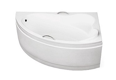 Besco Bath Panel Piramida Ada 183 x 54 cm White