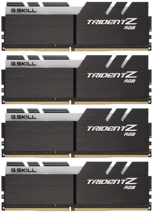 G.SKILL Trident Z RGB 32GB 3866MHz CL18 DDR4 KIT OF 4 F4-3866C18Q-32GTZR